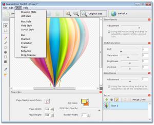 Free Icon Tool - Seanau Icon Tool Kit 6.0.1 - náhled