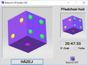 Kostka_3D - náhled
