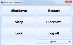 Chameleon Shutdown 1.2.2.37 - náhled