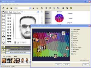Digital Physiognomy 1.77 - náhled