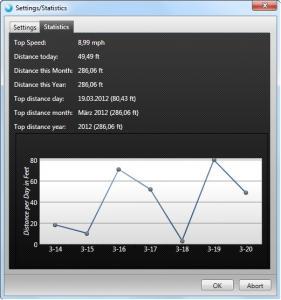 SuperEasy Mouse Tracker 1.0.1 - náhled
