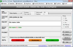 MenPhra 1.5.1 - náhled