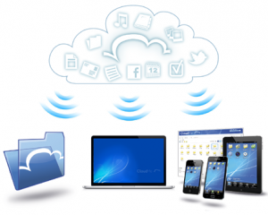 CloudMe Sync 1.9.8 - náhled