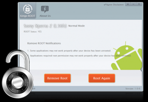 Kingo Android ROOT 1.3.8.2338 - náhled