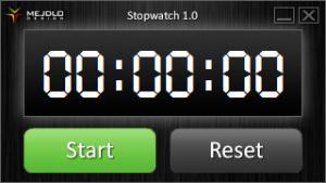 Stopwatch 1.0 - náhled
