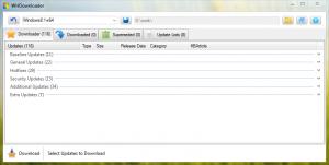 WHDownloader 0.1.8 - náhled