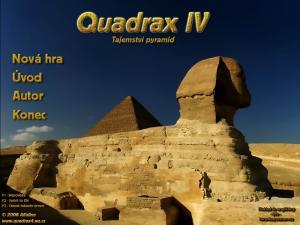 Quadrax IV 2.0 - náhled