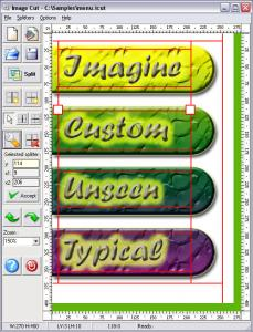 Image Cut 1.5 - náhled