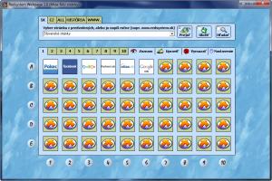 Redsystem Webpage 1.1 - náhled