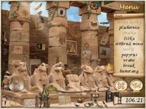Záhadné město Káhira - náhled