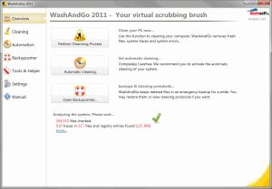 WashAndGo 2011 - náhled