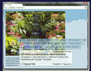 Linguarde 2.8 - náhled