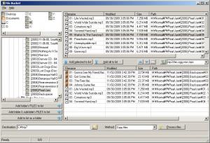 File Bucket 1.1.0 - náhled