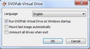 DVDFab Virtual Drive 1.5.1.0 - náhled