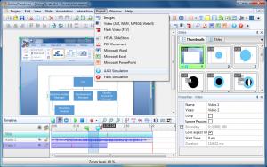 ActivePresenter 6.0.0 - náhled