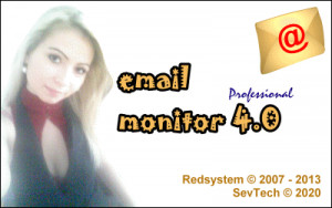 E-mail monitor Professional - náhled