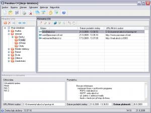PassMan 1.5 SE - náhled