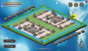 Dobývání hradu - náhled