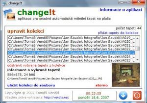 change!t 3.1 - náhled