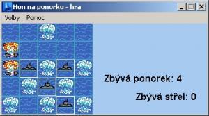 Hon Na Ponorku - náhled
