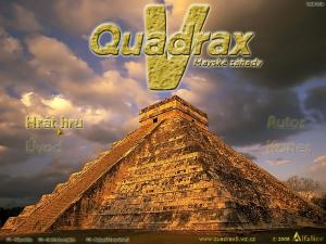 Quadrax V 1.4 - náhled