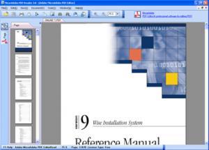 Abdio PDF Reader 5.4 #71125 - náhled