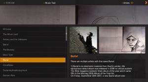 Plex Media Server 1.10.0.4523 - náhled