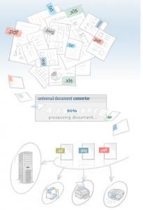 Universal Document Converter 6.2 - náhled