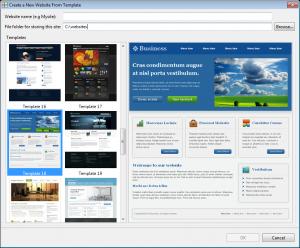 Website Realizer 1.7.19 - náhled