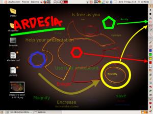Ardesia 1.0 - náhled
