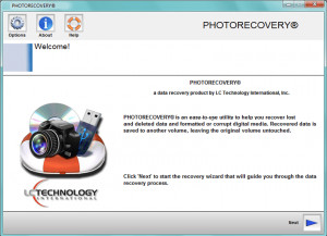 PHOTORECOVERY Professional 2019 for Wind - náhled