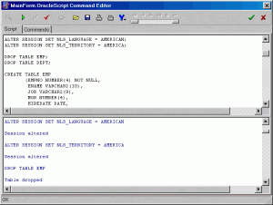 Direct Oracle Access 4.0 - náhled