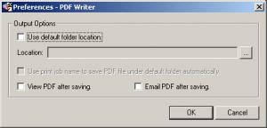WinPDF Writer - náhled