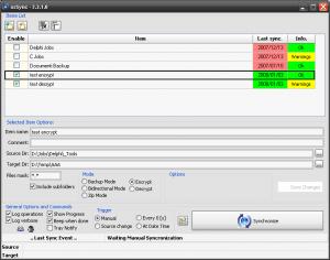ozSyn 2.5.2.0 - náhled