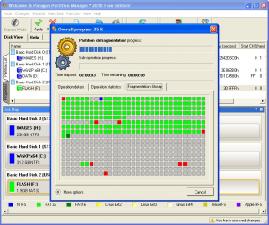 Partition Manager Free Edition 14