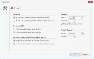 AUDREY European VAT Finder 2014 2.0.7 - náhled