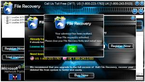 File Recovery 2.0.0.0 - náhled