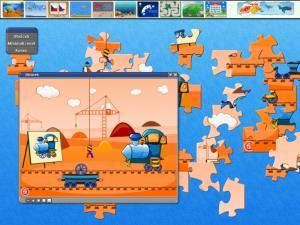 Puzzle - náhled