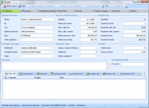 eWay-CRM 3.5.7.42 - náhled