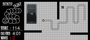Infinite Snake 1.0 - náhled