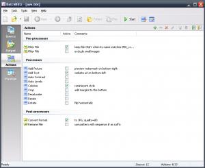 SunlitGreen BatchBlitz 3.1 - náhled
