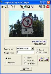 ImagePrinz 2.0 - náhled