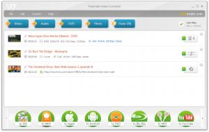 Freemake Video Converter 4.1.9 - náhled