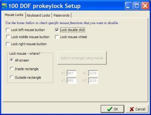 ProKeyLock 3.1.2 - náhled