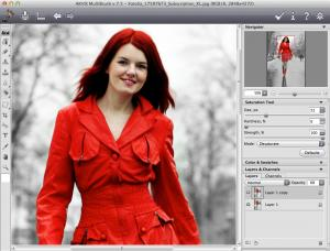 AKVIS MultiBrush 7.5 - náhled