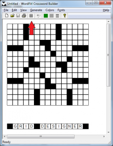 WordFit! Crossword Builder 6.0.6.00 - náhled
