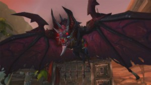 World of Warcraft Armored Bloodwing - náhled
