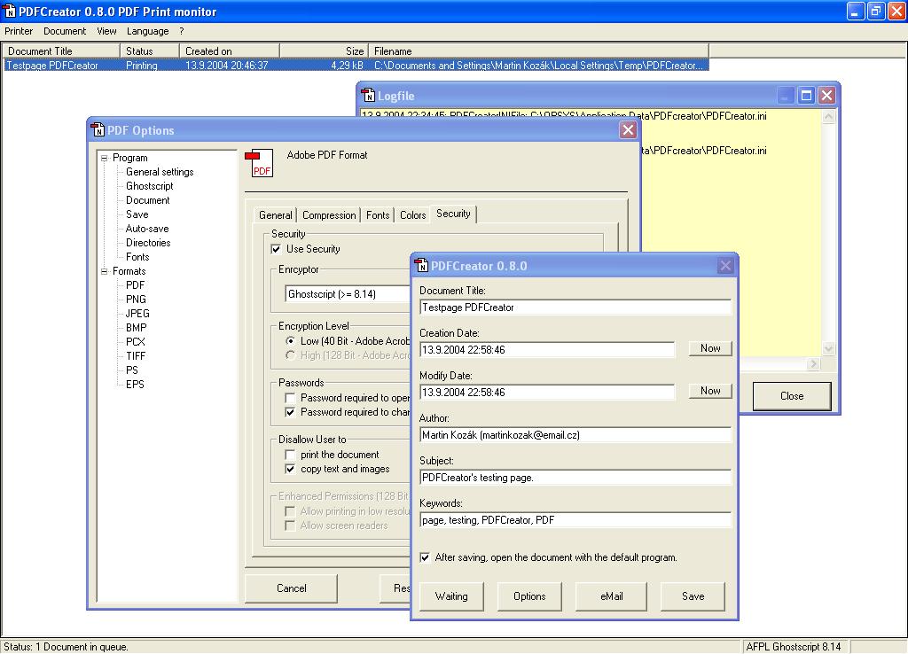 pdf creator free download full version for windows 8 64 bit