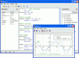 SpeQ Mathematics Portable 3.3 - náhled
