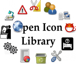 Open Icon Library 0.07 - náhled